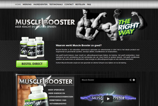 Musclebooster